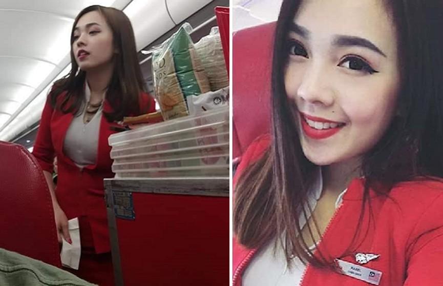 Самую красивую стюардессу мира нашли пользователи соцсетей
