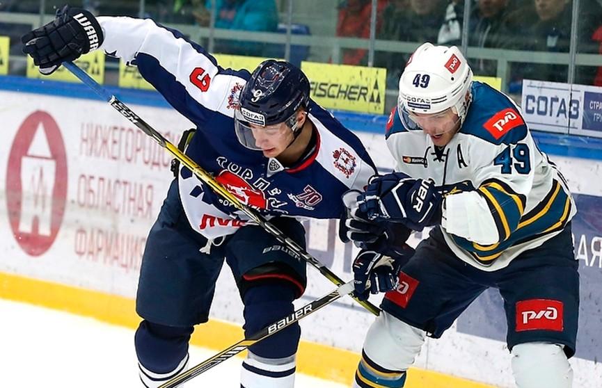 КХЛ: затяжное падение нижегородского «Торпедо»