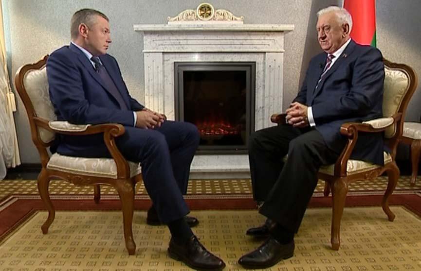 Михаил Мясникович рассказал об итогах визита во Вьетнам