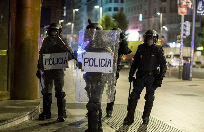 Протесты в Испании продолжаются вторую неделю: в списках задержанных – 131 человек