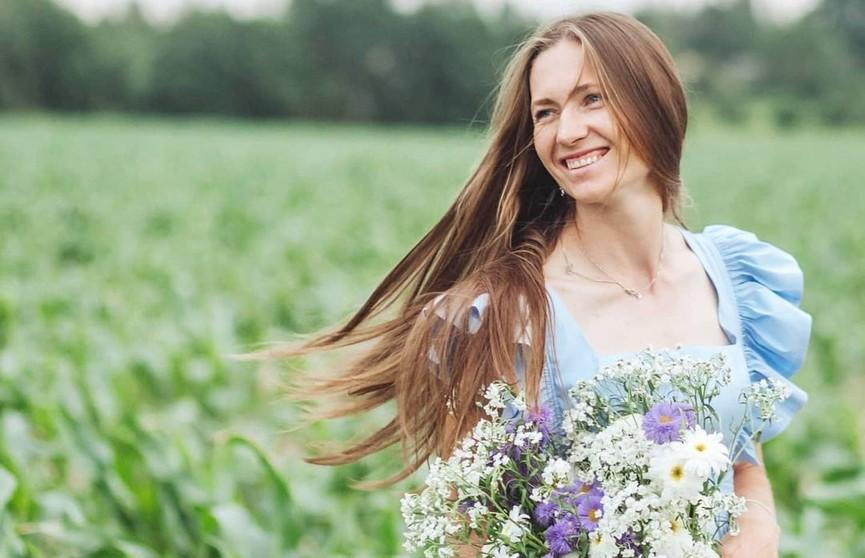 Дарье Домрачевой исполнилось 35 лет