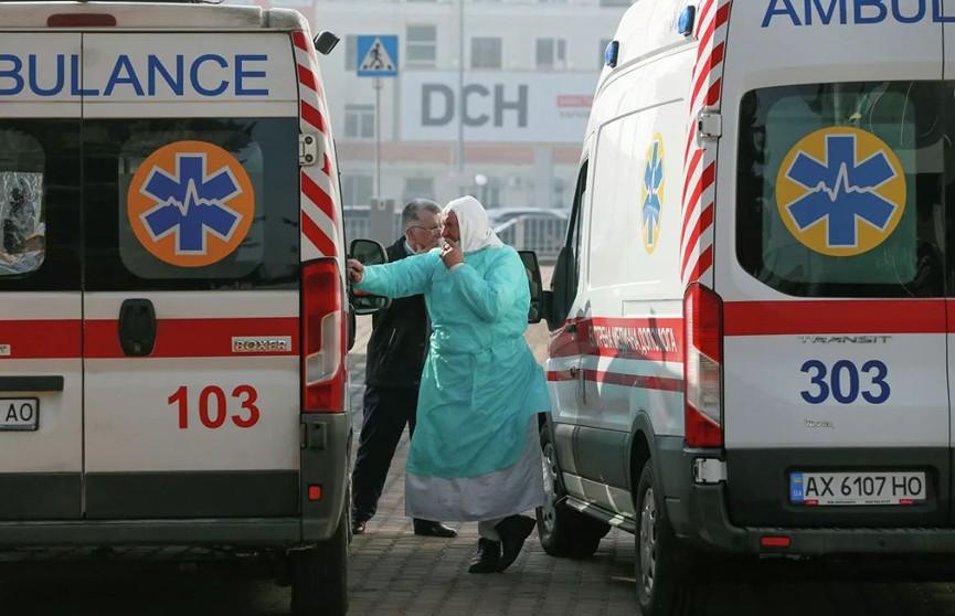 На Украине зафиксирована первая смерть от коронавируса