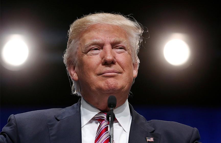 Трамп решил обновить слоган своей избирательной кампании