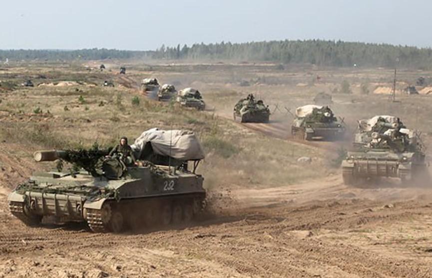 Белорусские военные готовятся к проведению командно-штабного учения