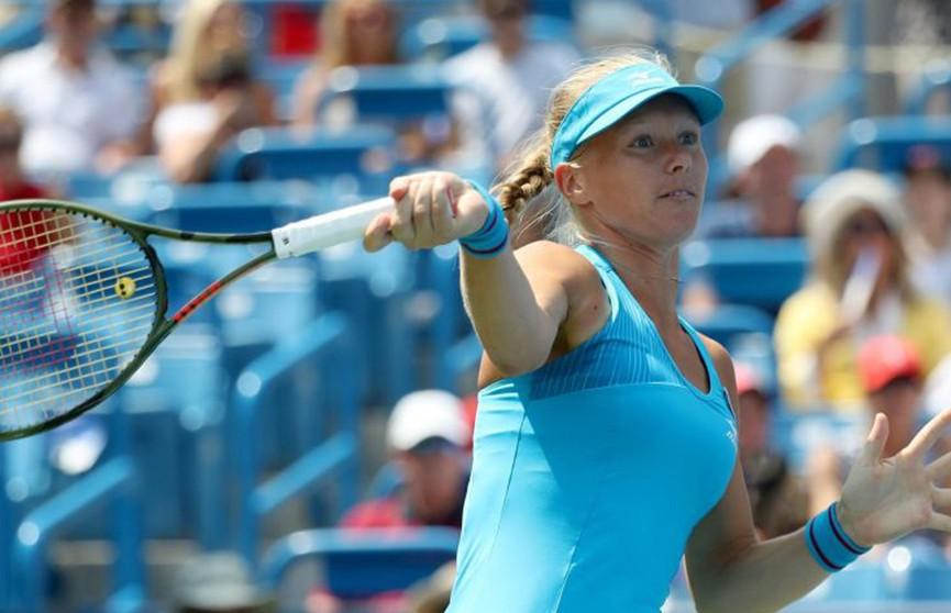 Кики Бертенс из Нидерландов стала победительницей теннисного турнира в Цинцинати