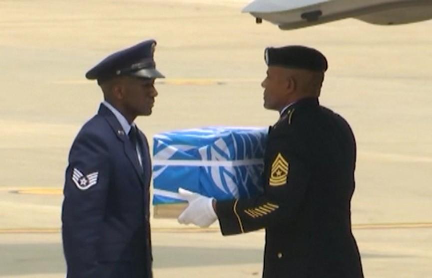 КНДР вернула Соединённым Штатам Америки останки 200 солдат