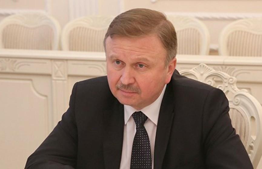 Андрей Кобяков и Дмитрий Медведев провели встречу в Санкт-Петербурге