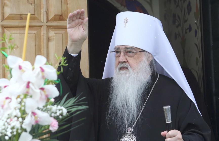 Митрополита Филарета не стало на этой неделе. Как прощались с Владыкой в Беларуси?