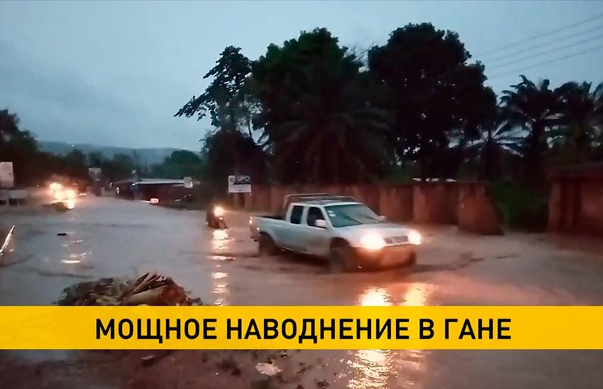 Более миллиона человек пострадали от наводнения в Африке