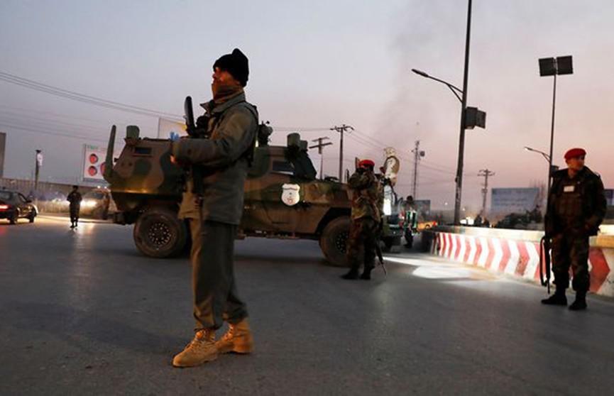 Атака на правительственный комплекс в Афганистане: 27 человек погибли