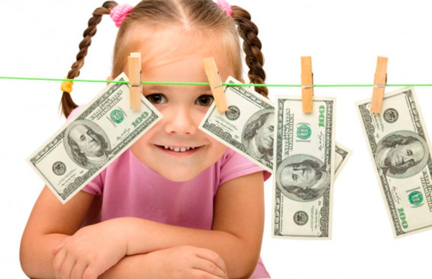 Самые богатые дети в мире. Вы только взгляните на них!