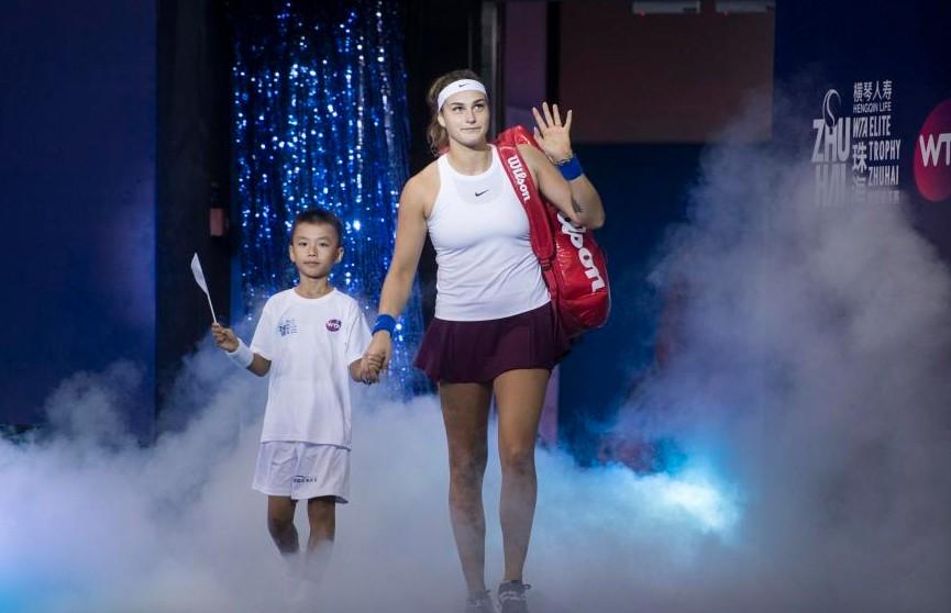 Арина Соболенко сыграет с Кики Бертенс в финале Малого итогового турнира WTA