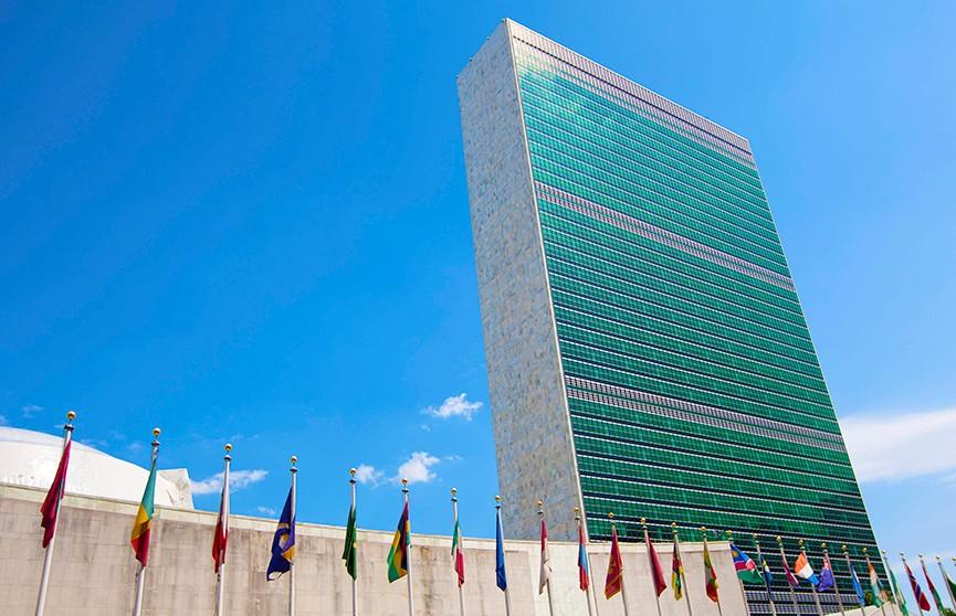 В Нью-Йорке открывается саммит ООН по климату