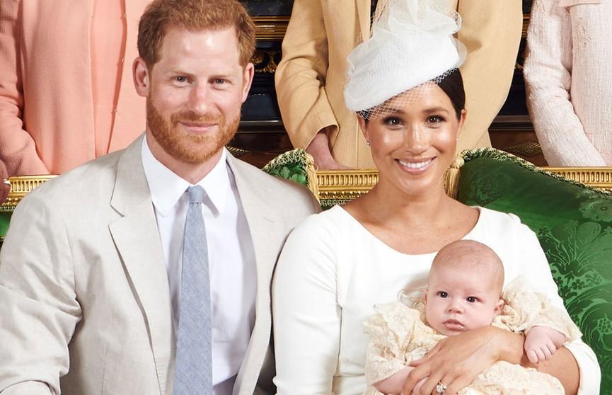 Принц Гарри рассказал, сколько детей будет у него с Меган Маркл