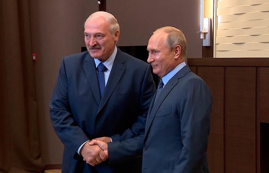 Самые знаковые встречи Александра Лукашенко с лидерами разных стран в 2018 году и их итоги
