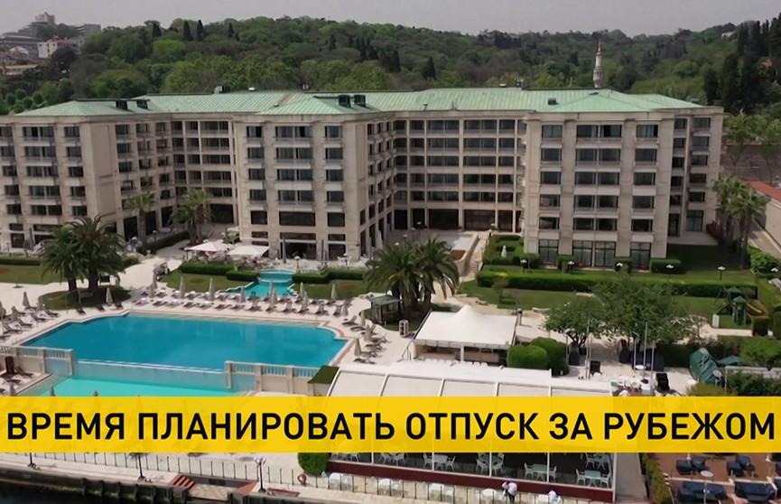 Полеты в Турцию из Беларуси начнутся с 1 июля