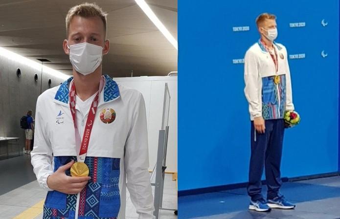 Игорь Бокий завоевал вторую золотую медаль по плаванию на Паралимпиаде