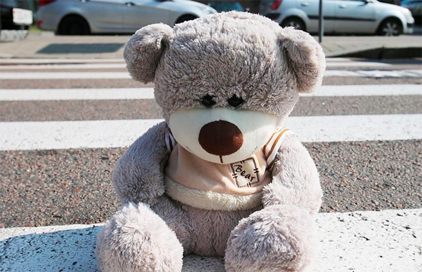 В Молодечно автомобиль сбил 8-летнюю девочку на пешеходном переходе