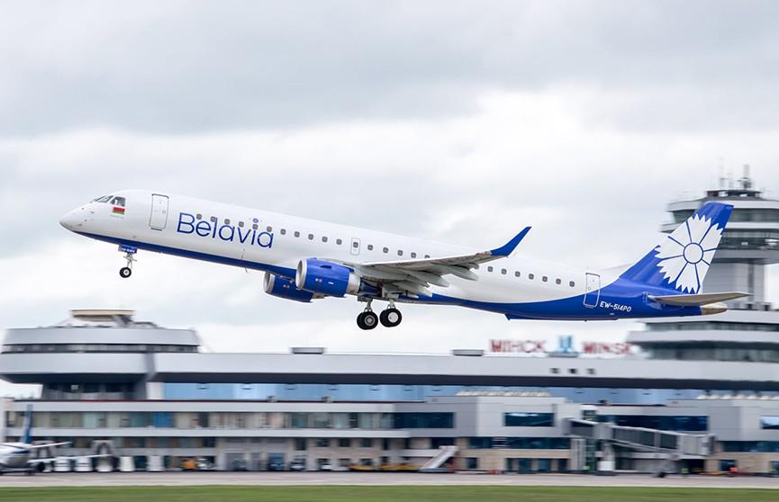 Количество авиарейсов между Минском и Москвой увеличивается