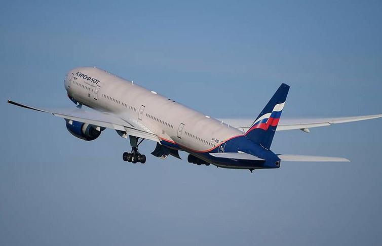«Аэрофлот» увеличивает частоту рейсов из Москвы в Минск