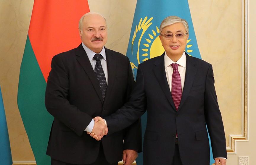 Беларусь и Казахстан проконсультируются с Россией о поставках нефти через её территорию