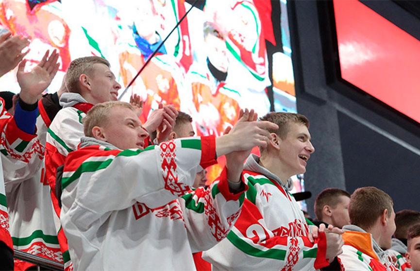 Хоккейная команда Президента обыграла сборную Могилёвской области