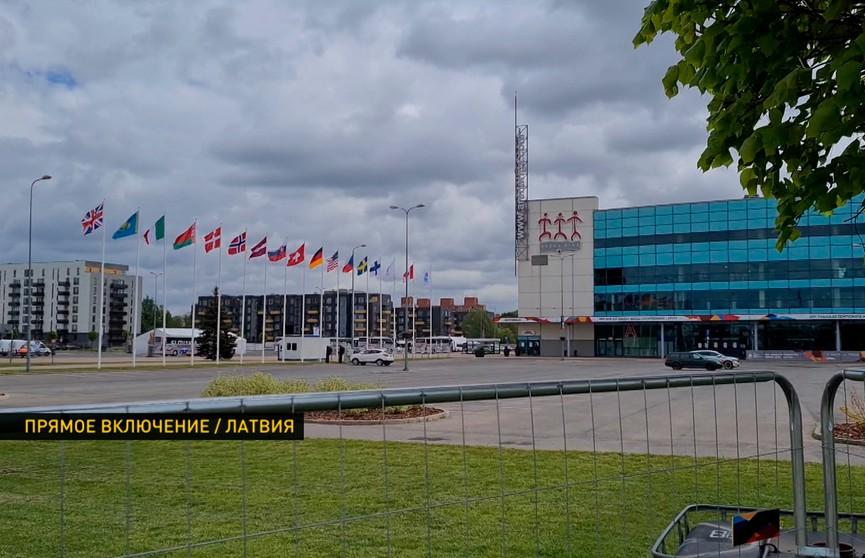 Чемпионат мира по хоккею стартовал в Риге, но спортивного праздника там не ощущается: впечатлениями поделилась болельщица