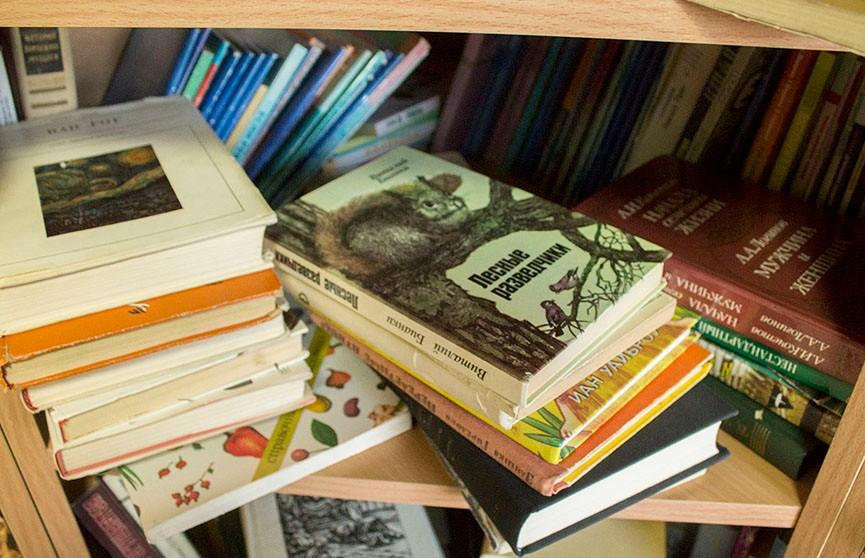 В Гродно собирают книги для пациентов детской областной больницы