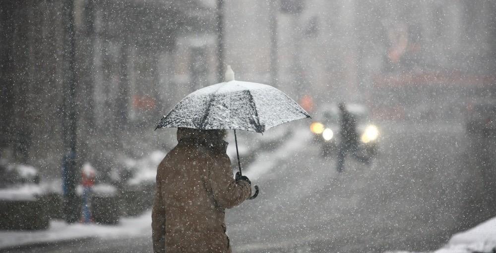Циклон «Таня» принесет похолодание и мокрый снег: прогноз погоды на 27 ноября