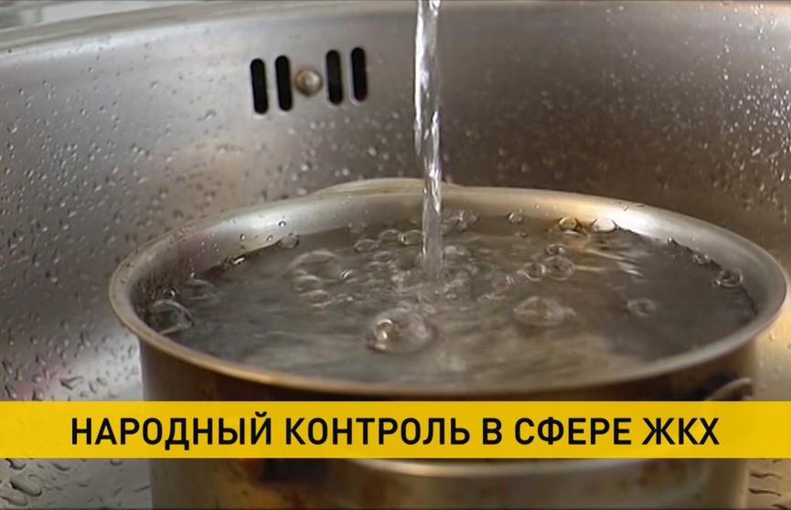 Народный контроль за работой служб ЖКХ появится в Беларуси