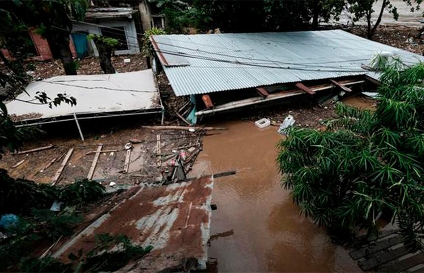 27 человек стали жертвами наводнений в Мексике