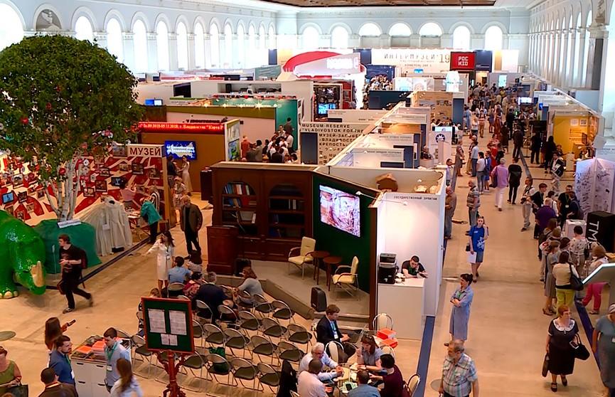 Почти полтысячи музеев со всего мира: в Москве открылся международный фестиваль «Интермузей»