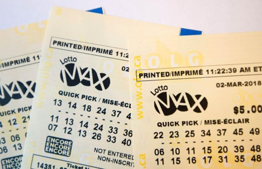 Два канадца выиграли в лотерею 27 миллионов долларов
