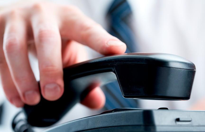 Мингорисполком и облисполкомы проведу 27 октября прямые телефонные линии