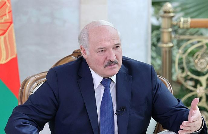 Лукашенко об упреках Литвы по поводу причастности Беларуси к нелегальной миграции: «Пусть начинают с себя»