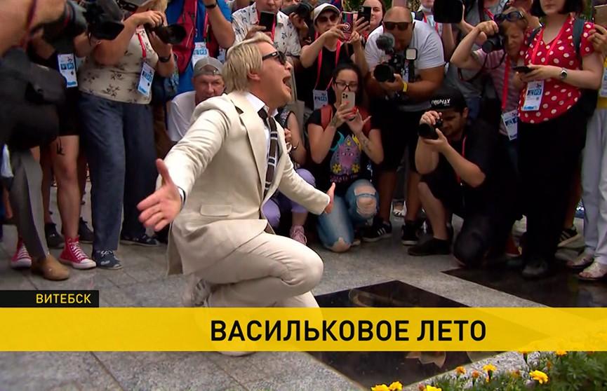 «Славянский базар». День второй: репетиции, «васильковая» звезда Николая Баскова и открытие фестиваля