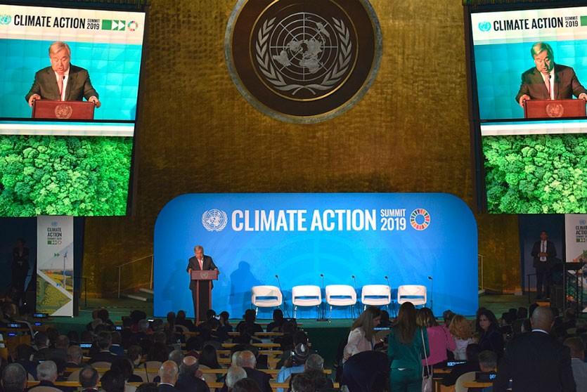 Беларусь намерена сократить выбросы парниковых газов на 35% и выше