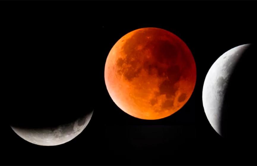 Лунное затмение смогут увидеть жители Земли 27 июля