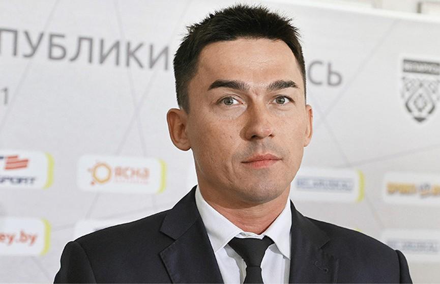 Басков заявил, что сборная Беларуси по хоккею будет участвовать в ЧМ-2021
