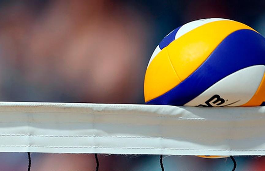 Мужская и женская сборные Беларуси по волейболу проведут первые выездные поединки
