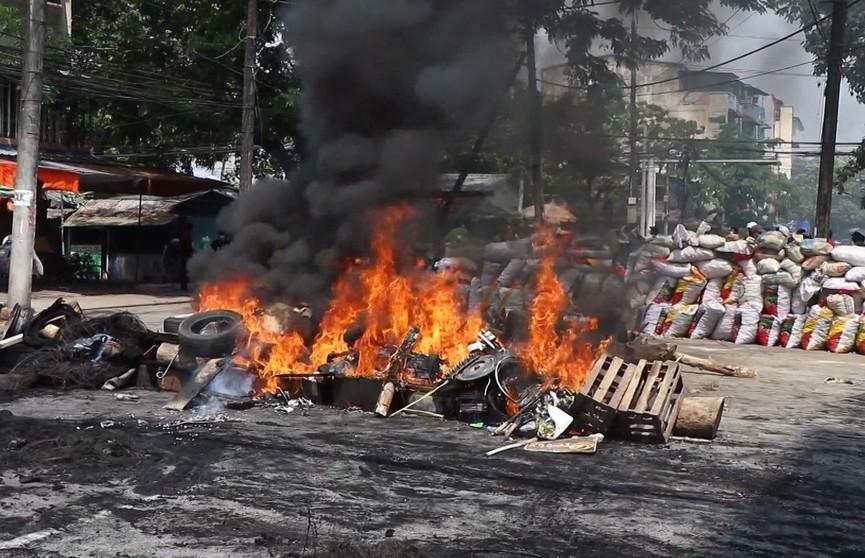 Протесты в Мьянме: страна на грани гражданской войны