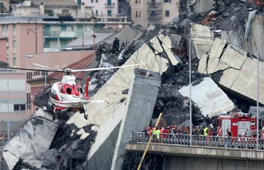 День национального траура в Италии: пройдут первые похороны жертв обрушения моста в Генуе