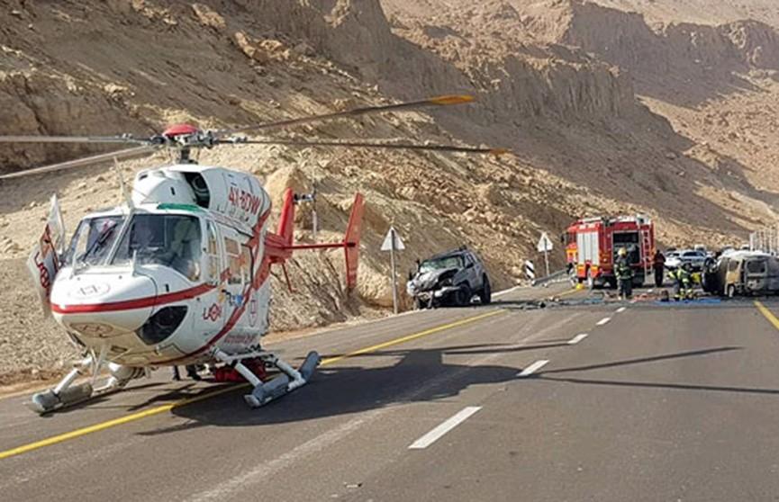 ДТП в Израиле: восемь человек погибли, среди них – шесть детей