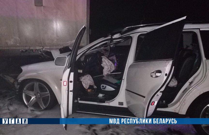 Две девушки погибли в ДТП на трассе «Брест-Минск». Возбуждено уголовное дело