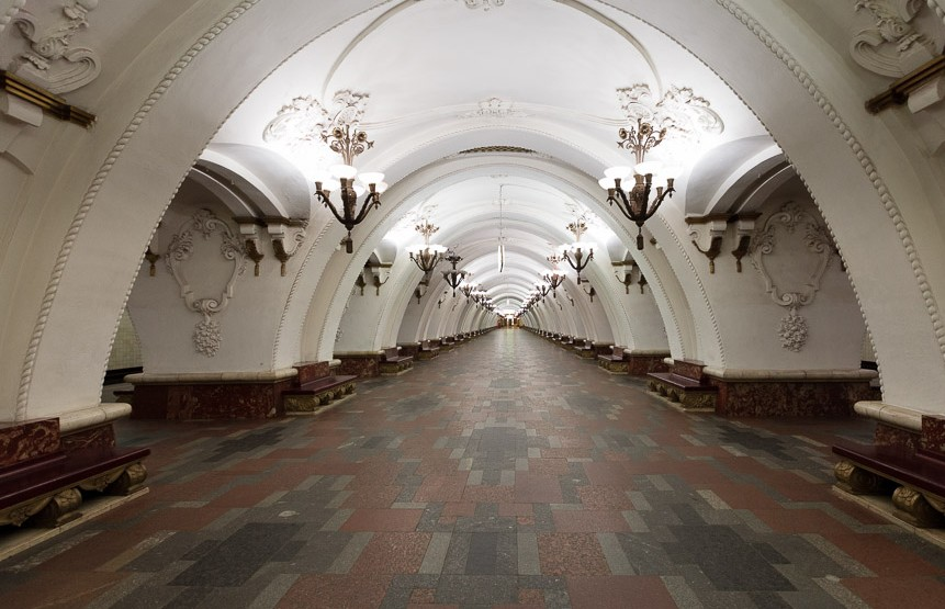 Сообщение о минировании Белорусского вокзала и метро в Москве оказалось ложным