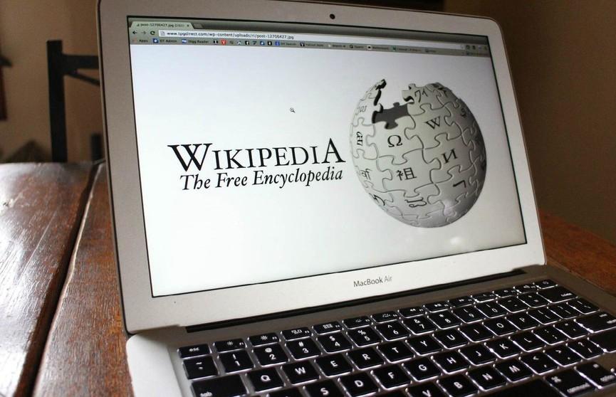 В Китае полностью заблокировали «Википедию»