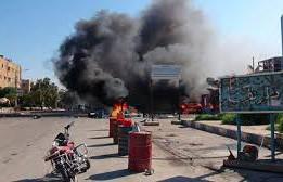 Двойной взрыв в Ракке: 13 человек погибли
