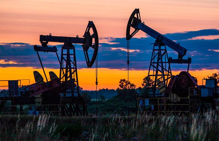 Цена на нефть марки Brent установила месячный рекорд