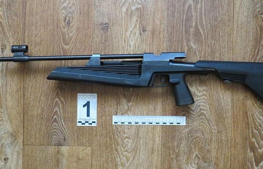 В Лиде 3-летняя девочка выстрелила в голову ровесника из пневматики
