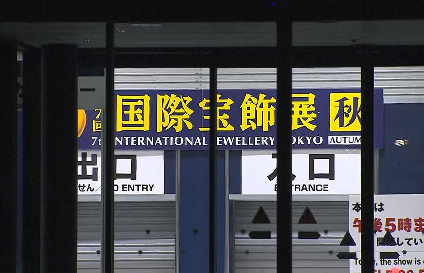 Редкий бриллиант стоимостью в $2 млн похитили прямо с выставки в Японии